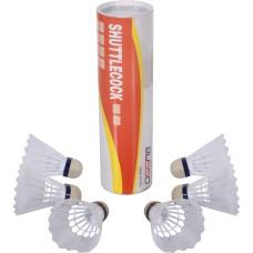 BUSSO Badminton Topu (6 adet) Mantar BS501