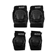 Busso PRTS-100 Koruyucu Set- Siyah
