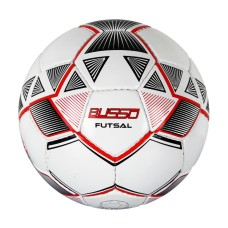 Busso Futsal Top (Kırmızı-Beyaz) Yeni
