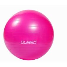 Busso Gym56-55 cm pilates topu fuşya